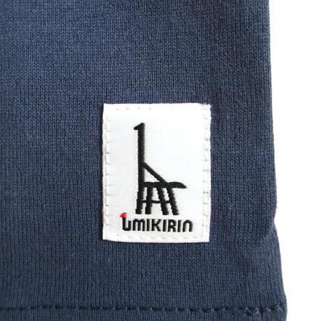 こどもTシャツ ブルー(新幹線N700S&ドクターイエロー)