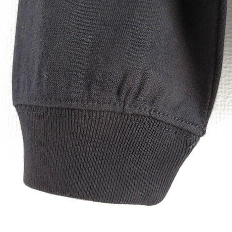 おとな長袖Tシャツ ネイビー(日本一短い国道)