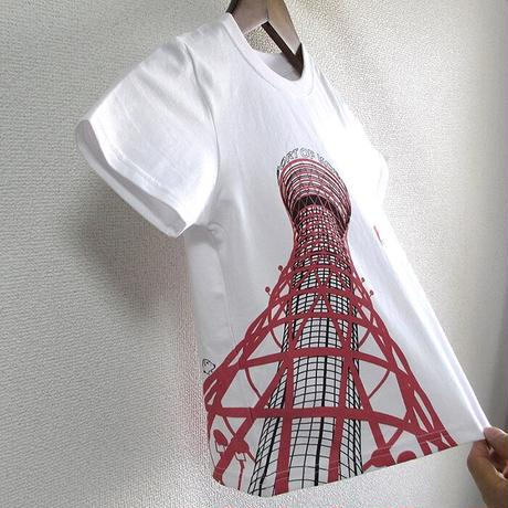 こどもTシャツ ホワイト(ポートタワー)