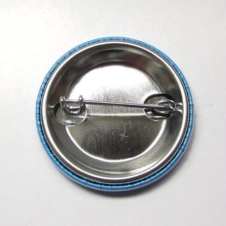 缶バッジ 32mm(ウミキリン)