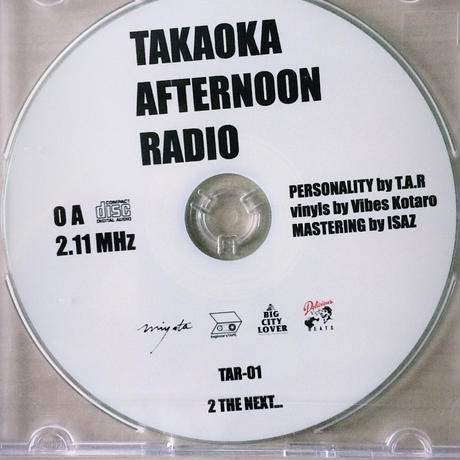 TAKAOKA AFTERNOON RADIO OA 2.11MHz