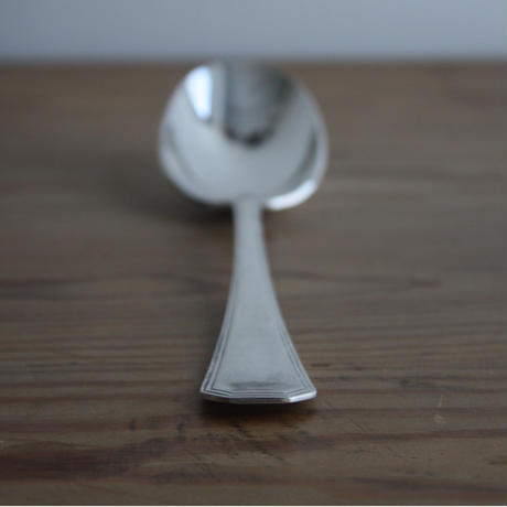 Cristofle Table Spoon  'AMERICA'   c.1970