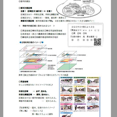 PDF【2021版】宅建みやざき塾・超特急合格講座・超重要ポイントまとめ集 法令制限・税・価格