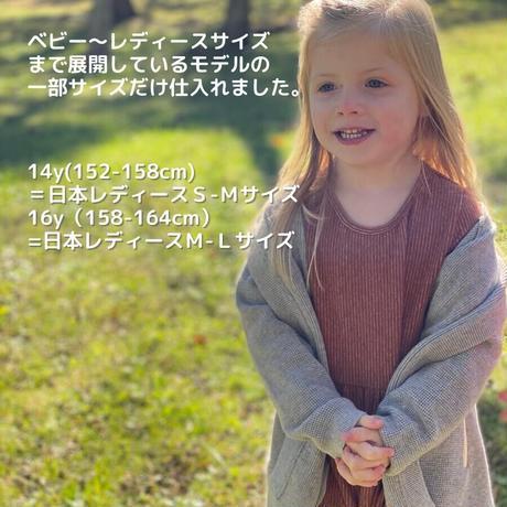 Vignette フードカーディガン レディースサイズ S-M /M-L