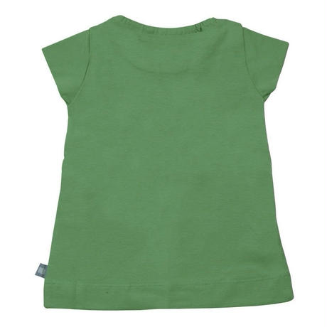 HUGABUG Supersoft Jersey Top Green 80/ 92cm