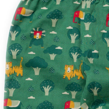Little Green Radicals Jungle Adventure Jelly Bean Joggers 92cm/ 98cm