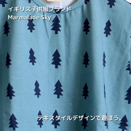 MARMALADE SKY ツリー半袖Tシャツ 92/ 98/ 104/ 110/ 116cm