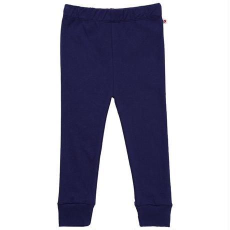 Piccalilly オーガニックコットン無地レギンス ブルー 80/ 86/ 92/ 98/ 104/ 110/ 116/ 122/ 128/ 134/ 140cm