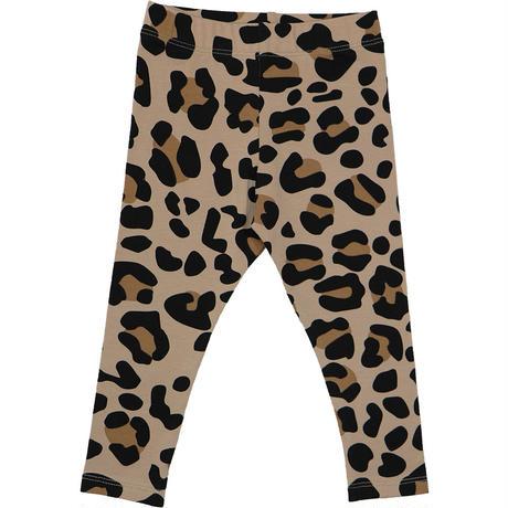 Cribstar Leopard Leggings Beige レオパードレギンス 80/ 92/ 98/ 104/ 110/ 116cm
