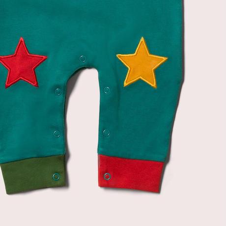 Little Green Radicals スターカバーオール  68/ 74/ 80/ 92/ 98/ 104cm