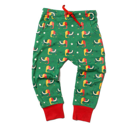 Little Green Radicals Starry Eyed Elephant Joggers 92/ 98/ 104/ 110cm