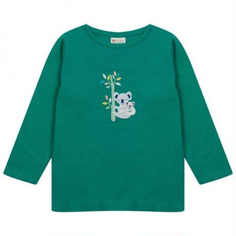 Piccalilly コアラ長袖Tシャツ 98/104/110/116cm