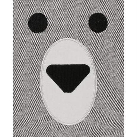 Turtledove London クマさんテクスチャー スウェット 92/ 98/ 104/110/ 116cm