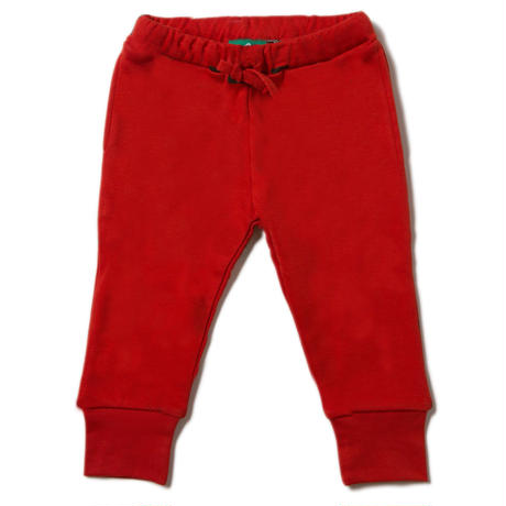 Little Green Radicals Red Joggers 98/ 104/ 110/ 116/ 122/ 128cm