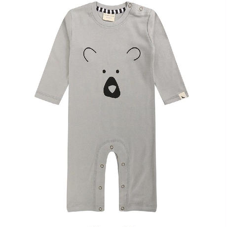 Turtledove London Bear Face Playsuit 62/ 68/ 80cm