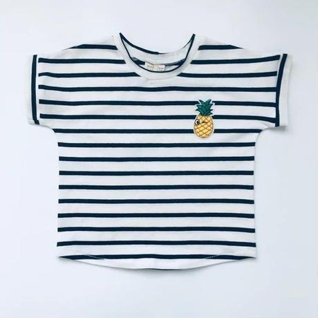 MARMALADE SKY PINEAPPLE Applique T-shirt  86/ 91/ 98/ 104/ 116cm