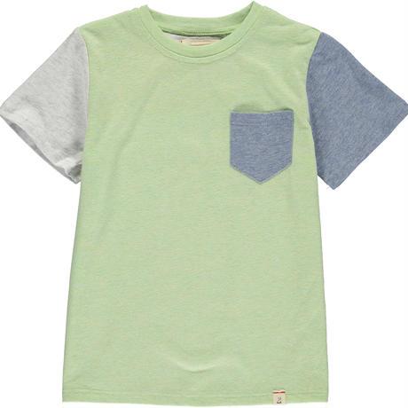 Me & Henry カラーブロックTシャツ 98~164cm 【3~16歳まで11サイズ】