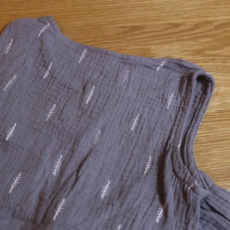 コットンガーゼリネン 上下セット Cotton Linen Set 80~110cm