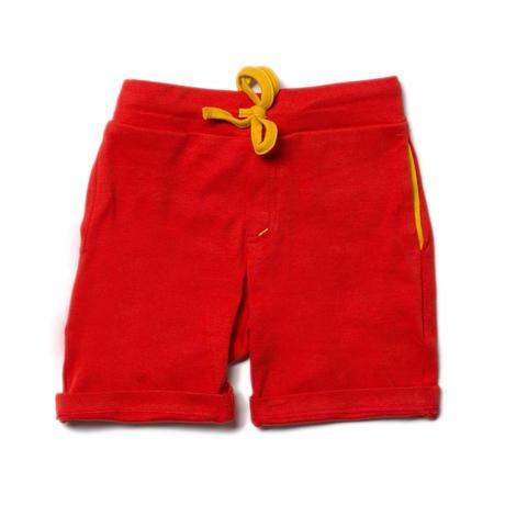 Little Green Radicals Red Beach Shorts 98cm/ 104cm/ 110cm/ 116cm/ 122cm