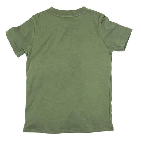 HUGABUG Supersoft T Dark Green 92/ 98/ 104cm