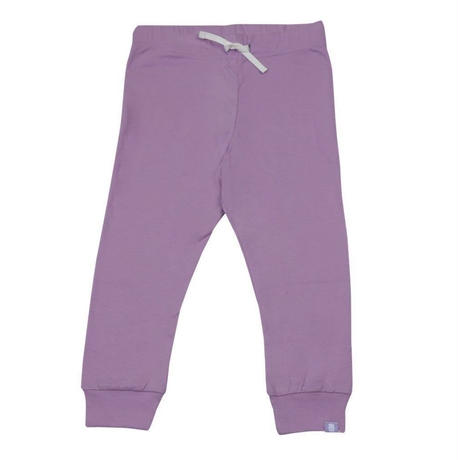 HUGABUG Organic Cotton Long Pants  Violet 98/ 104cm