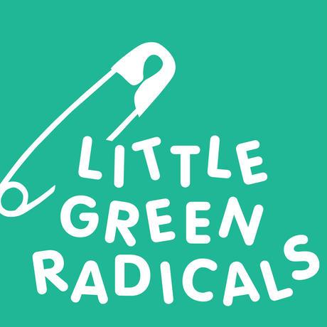 Little Green Radicals ジャンボリー リバーシブルハット 1-3y/ 3-5y