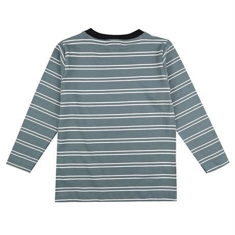 Turtledove London クマアップリケ ストライプTシャツ 92/ 98/ 104/110/ 116cm
