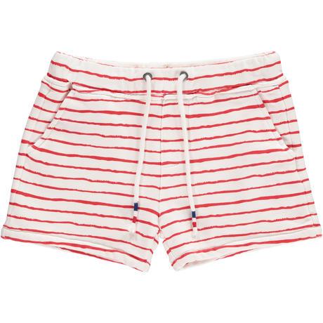 Me & Henry Stripe Short Pants Red 98㎝/ 104cm/ 110cm/ 116cm/ 122cm/ 128cm/ 132cm