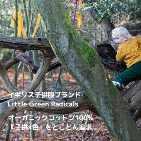 Little Green Radicals ゴールドフォレストスウェット 98/ 104/ 110/ 116/ 122/ 128cm