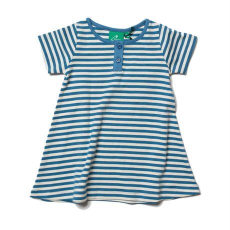 Little Green Radicals Playaway Dress Blue 98cm/ 104cm/ 110cm/ 116cm/ 122cm