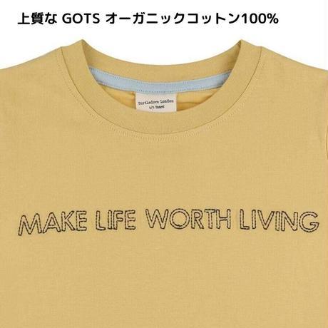 Turtledove London LIVING LIFE Tシャツ 80/ 92/  98/ 104/ 110/ 116/ 122/ 128cm