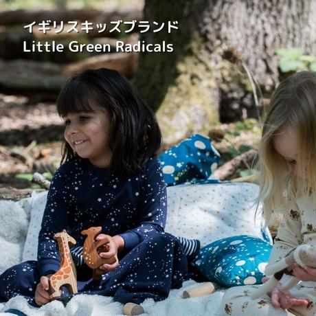 Little Green Radicals スターナイト パジャマ  上下セット  92/ 98/ 104/ 110/ 116/ 122/ 128cm