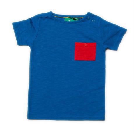 Little Green Radicals Blue Pocket T 98/ 104/ 110/ 116/ 122/ 128cm