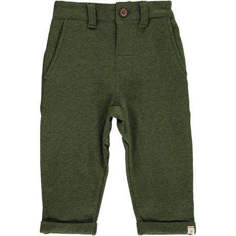 Me & Henry Jersey Pants Green 91~152cm【18m~12歳まで10サイズ】