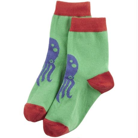 Piccalilly Octopus & Anchor Socks 2足セット10-12/ 16-18/18-20cm