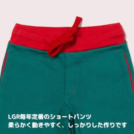 Little Green Radicals ショートパンツ シーグリーン 98/ 104/ 110/ 116/ 122/ 128cm