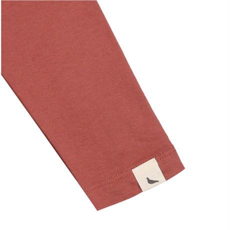 Turtledove London クマフェイスTシャツ ブラウン 92/ 98/ 104/110/ 116cm