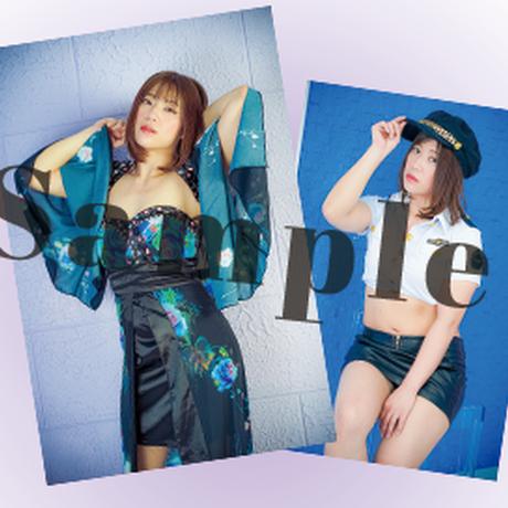 【4周年記念 グッズセット2021】SEXYポートレート2種