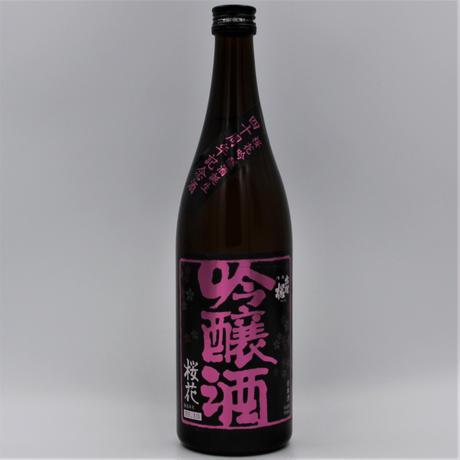 出羽桜 桜花 (吟醸酒 40周年記念酒/720ml)