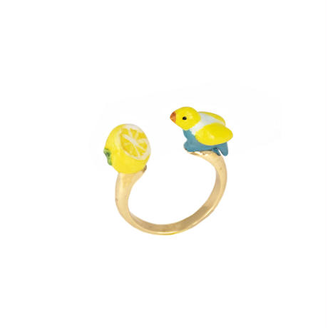 Bird & Lemon   Face to Face リング