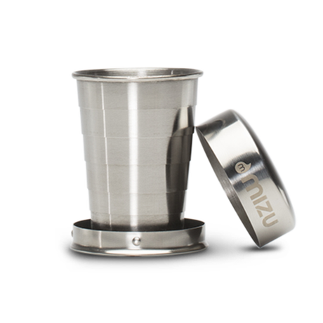 MIZU Shot Glass Stainless