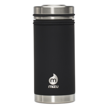 MIZU V5 WIDE Enduro Black  / w New Stainless Lid