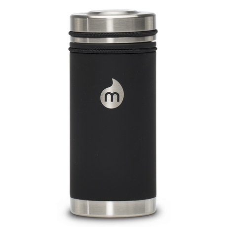MIZU V5 WIDE Soft Touch Black / w Stainless Lid