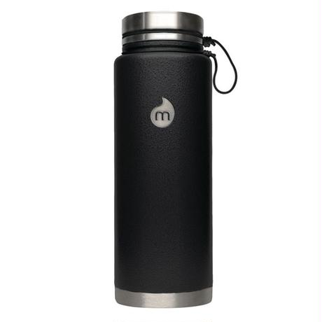 MIZU V12 WIDE  Black Hammer Paint / w Stainless Lid