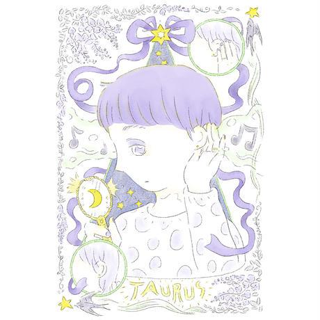 Taurus(牡牛座)<額装済>