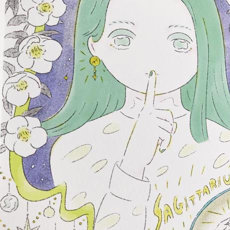 Sagittarius(射手座)<額装済>