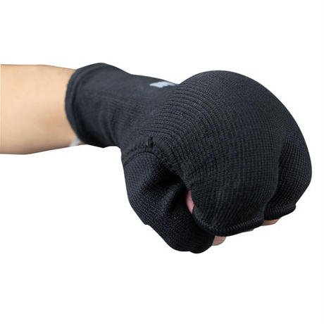 ISAMI Knuckle supporter For full-contact karate / Black / l-365
