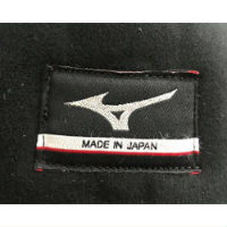 Mizuno Boxing Ring shoes Black × Silver × Red 21GA180003 Made in JAPAN
