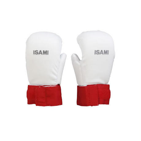 ISAMI Reversible fist supporter For Kids / White / l-3093j