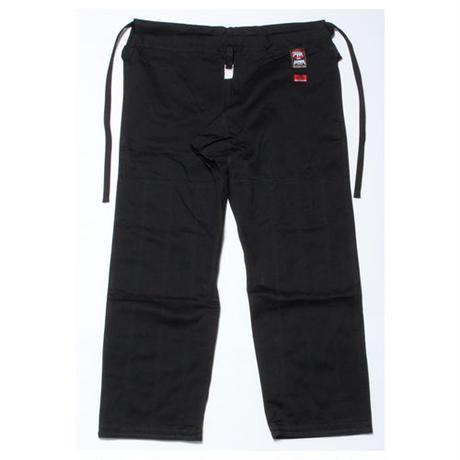 ISAMI Classic Jiu-jitsu gi Dogi Made in JAPAN Jacket pants set Black JJ-440B